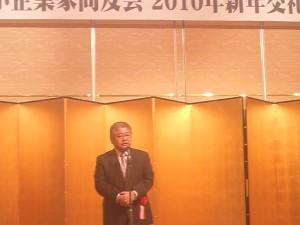 札幌市長 上田文雄さん