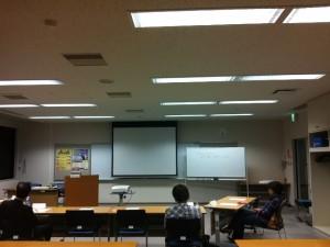 札幌市産業振興センター 2013年11月19日開催