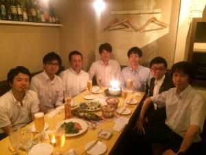 須田さん、太田くんお誕生日おめでとうございます。